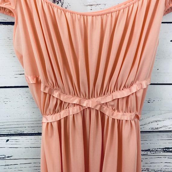 Vintage Vanity Fair Nightgown - image 6