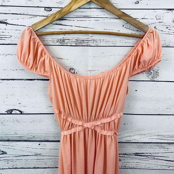 Vintage Vanity Fair Nightgown - image 10