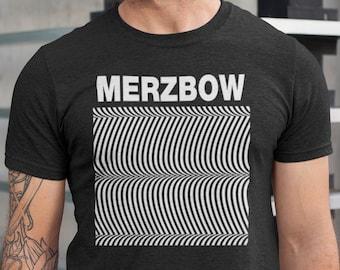 Merzbow TShirt, Japanoise Shirt, Noise Music Tee