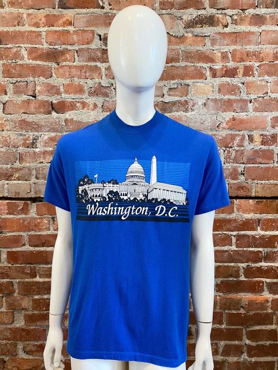 80s Washington DC T-shirt | Graphic tourist soft t