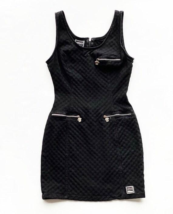 Vintage Versace Mini Dress