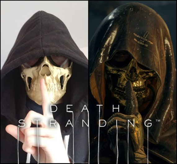Death Stranding Higgs Mask Etsy This page lists all the orders for episode 9 (chapter 9): etsy