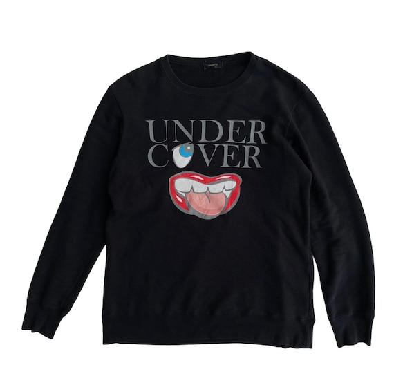 Undercover Mouth Sweatshirt