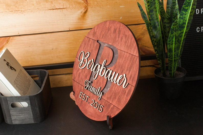 Pallet sign last name,Custom wood sign round,Last name sign round,Family name sign wood,Custom wedding sign wood,Personalized name sign