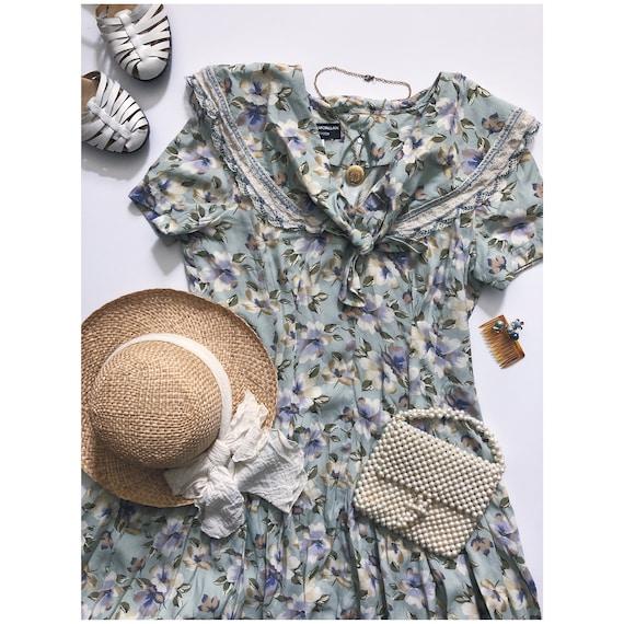 Country Style Prairie Dress