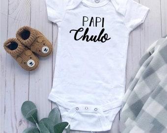Chulo Baby onesie