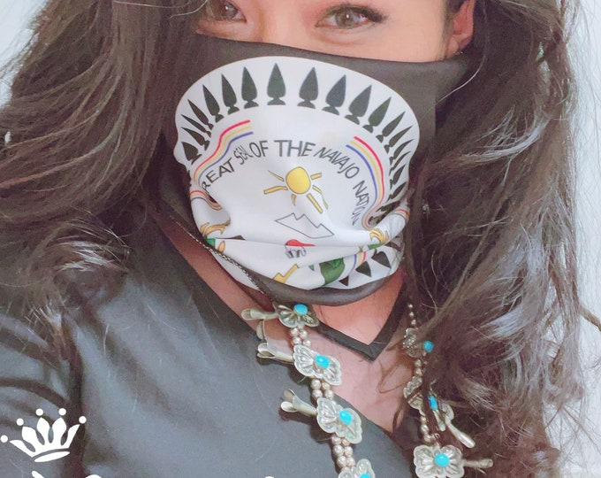 Cold Weather Gaiter NN Tribal Seal Mask