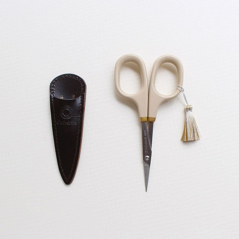 Cohana Lacquer Scissors from Seki