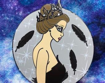 Princess fantasy pin