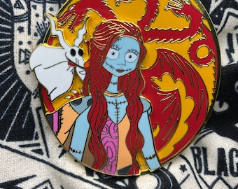Sally x Kahleesi LE50 Games Of Throne