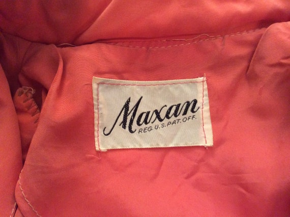 1940's Maxan Robe / Dressing Gown - image 7