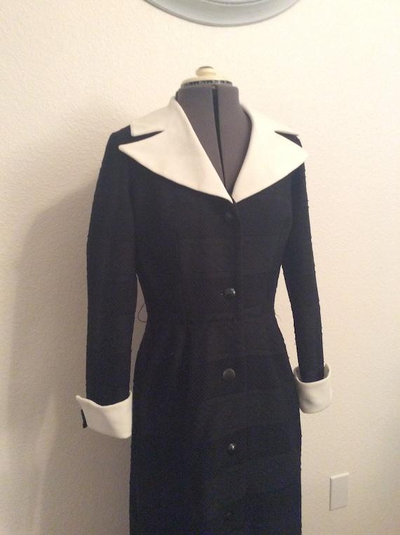 1970's full length dress - image 4
