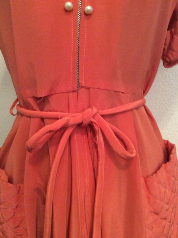1940's Maxan Robe / Dressing Gown - image 6