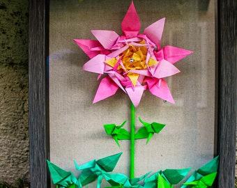 DIY Origami Flower Box by Artcrown on DeviantArt | 270x340