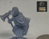 Cronk from Baldurs Gate: Descent into Avernus Dnd Miniature