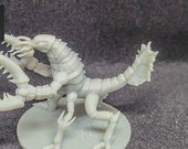 Chuul a Dungeons and Dragons Miniature