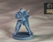 Ultis the Cultist of Tiamat  Baldurs Gate: Descent into Avernus Dnd Miniature