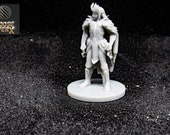 Smiler the Defiler- Baldurs Gate: Descent into Avernus Dnd Miniature