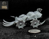 Tormentor Vehicle from Baldurs Gate: Descent into Avernus Dnd Miniature
