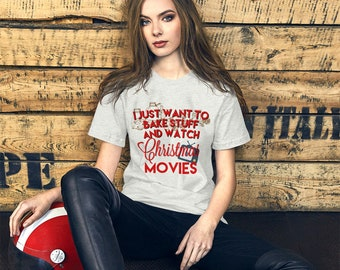 Christmas movies, I just want to bake and watch Christmas movies. Christmas gift, Christmas baking,