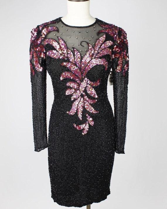 Sequins & Beads Dress