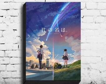 Anime Decor Etsy