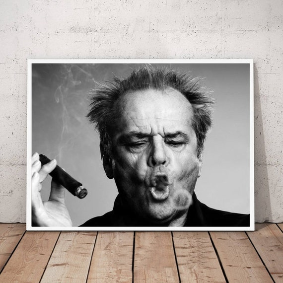 Good Cigar Poster Art Print Home Decor