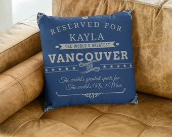 Vancouver pillow | Etsy