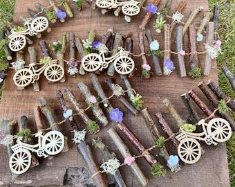 Fairy garden fence, fairy garden, fairy fence, fairy, miniature fence, fairies, fairy accessories, tiny fairy fence