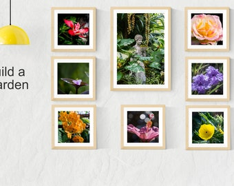Build a Garden (includes all 8 images plus Reference Photo))