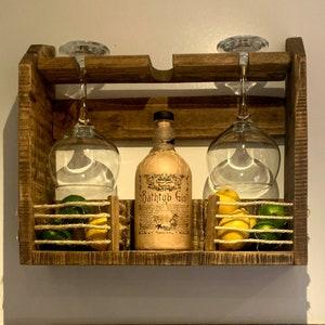 Shot Glass Tumbler Ashtray Fire King B-1 Soda LEMON LIME Vintage Bar Set