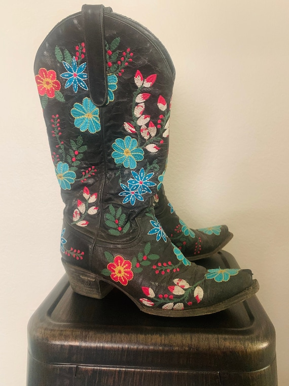 Authentic Lane Cowboy Boots