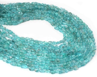 Apatite Briolette Faceted Drop Shape Beads Natural Extra Fine Apatite Drops Beads AAA+ Quality