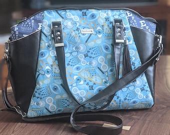 Commuter Tote, Computer Tote, Optometrist Bag