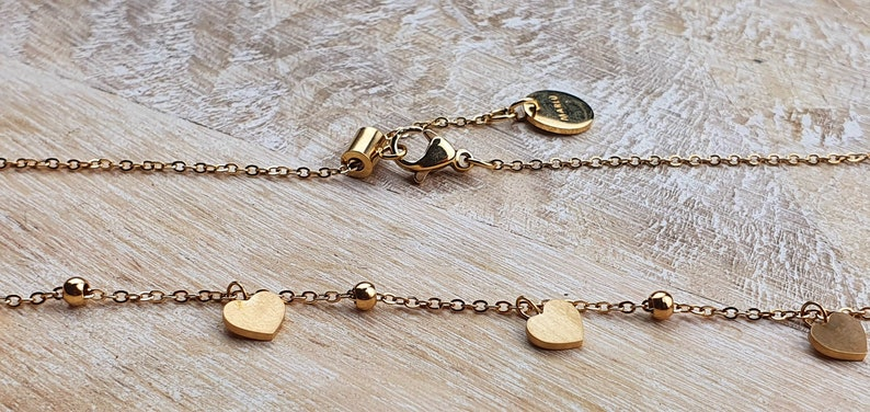 Necklaces Gold Plated for Women Teen Girl Gift