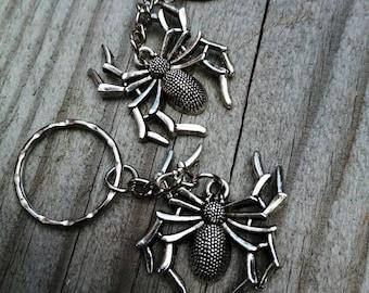 Spider Charm For Bracelet Wristlet Dangle Miniblings Charms Tarantula Bronze