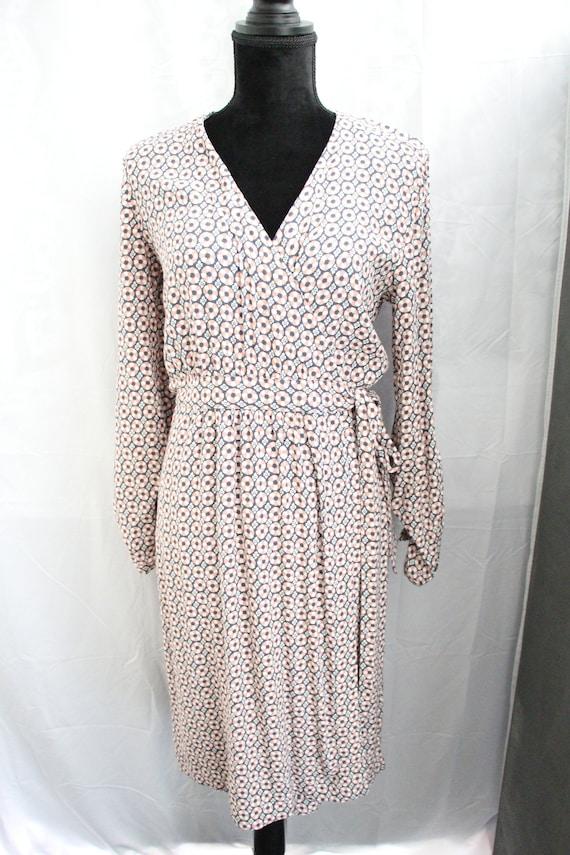 1970's wrap dress