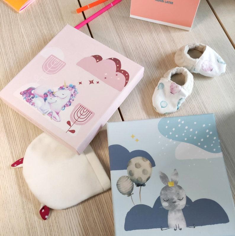 ORIGINAL NAISSANCE CADEAU birth gift box gift box deco room image 0