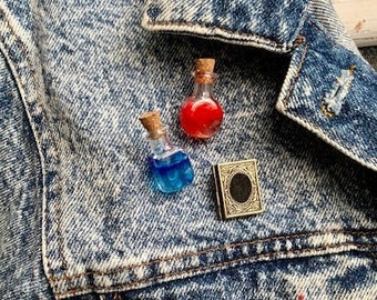 Dnd Healing potion Pin