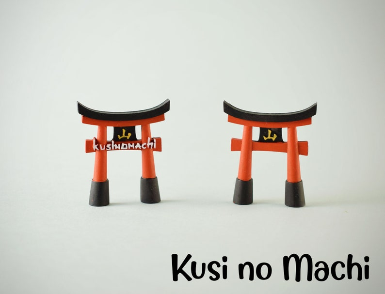 Torii Japanese customizable pendant