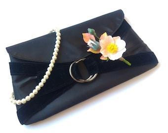 realistic flower pink brooch Flower embroidered brooch boutonniere rose hip flower brooch