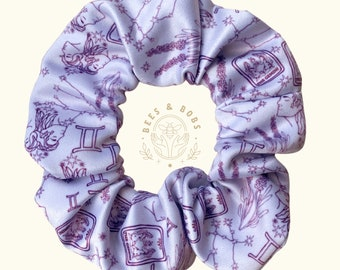 Gemini Scrunchie ~ apply BEES2FOR15 at checkout