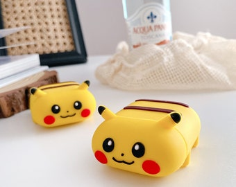 Pikachu Apple Airpods Case for Airpod 1/2/Pro