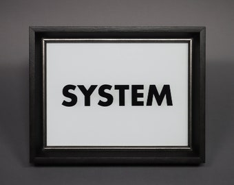 SYSTEM/CHAOS