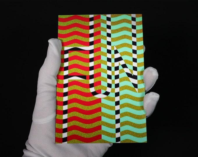 Postcard FUN / Lenticular Effect