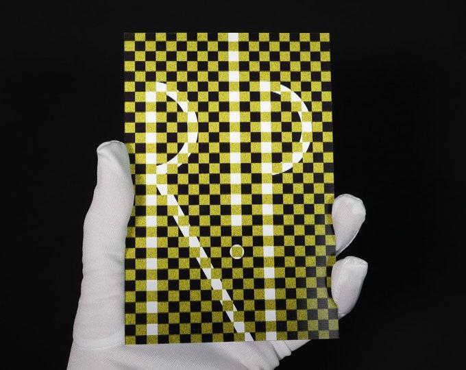 Postcard R.I.P. / Lenticular Effect