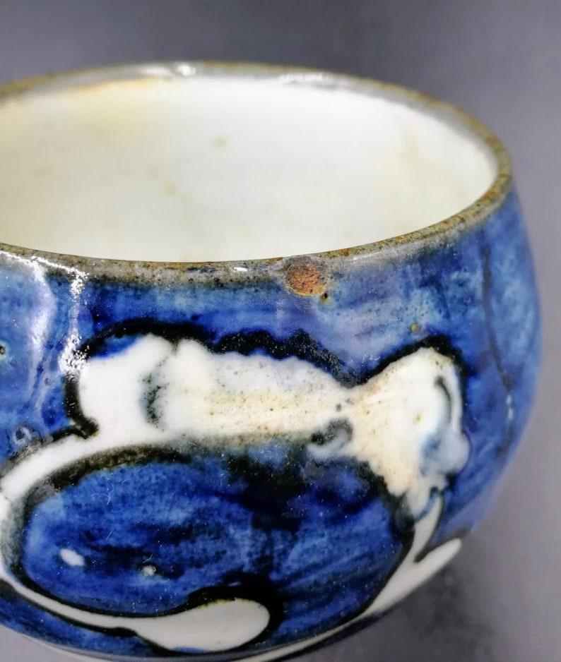 Kyo ware Yunomi tea cup