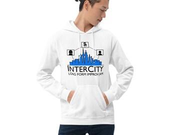 InterCity Jam True Logo Unisex Hoodie
