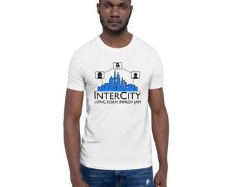 InterCity Jam True Logo Short-Sleeve Unisex T-Shirt