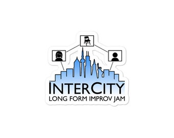 InterCity Jam  Bubble-free stickers
